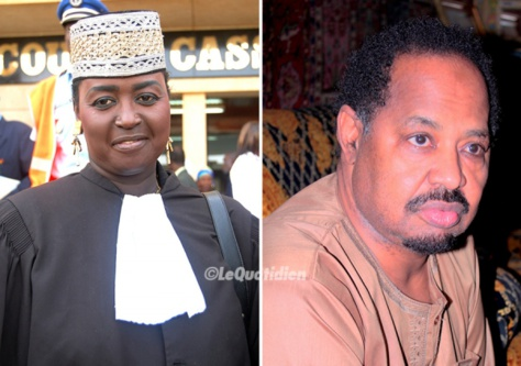 Cour d'Appel de Dakar :  Ahmed  Khalifa  Niasse gagne contre Ndèye  Maty  Djigueul ( Document )