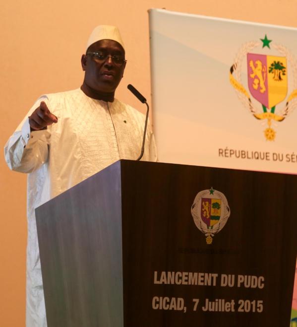 Le Président Sall se réveille : Le PUDC, une gouvernance locale, participative et intégrée