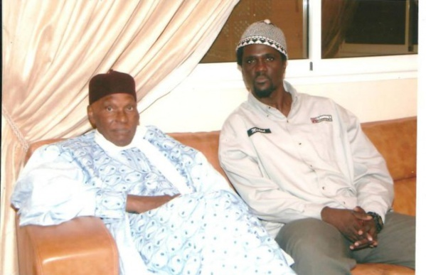 Parcours politique de Cheikh Sidaty Fall alias Pacotille