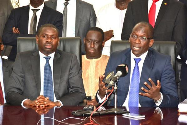 Décentralisation:  Abdoulaye Diouf Sarr promet une ''évaluation rapide'' de l'Acte 3