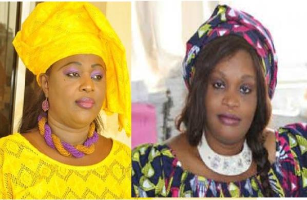 Querelle de borne fontaine entre apéristes : La députée Awa Niang et le ministre Fatou Tambédou s'invectivent en public