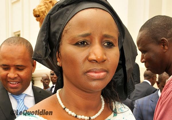 Ministère de la Femme… : Mariama Sarr fait le ménage
