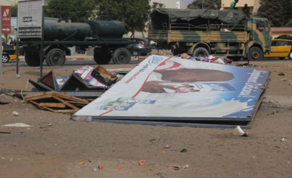 Guerre entre Commune de Dakar et régies publicitaires : Face aux urgences de pub, le Gouverneur donne raison aux maires…