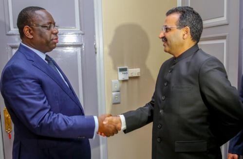 Le Président Macky Sall invité au Sommet Inde-Afrique