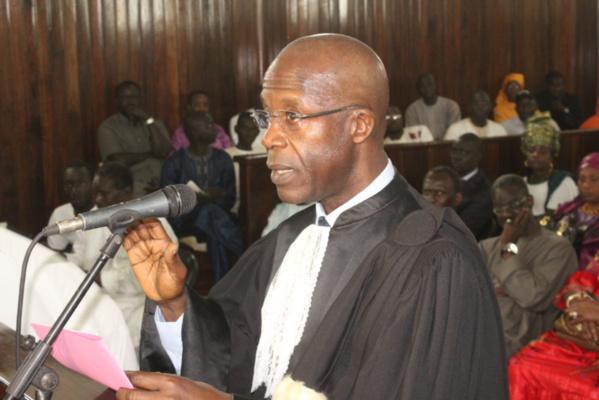 Prestation de serment au Conseil Constitutionnel : Pape Oumar Sakho rempile devant ses pairs