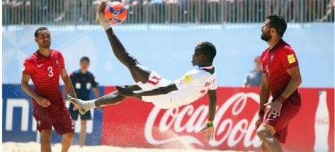 Mondial de Beach Soccer: Macky Sall salue la grosse performance des Lions devant le pays hôte