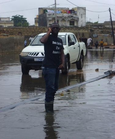 Qui voudrait parler ''inondations'' avec Madiambal Diagne ?
