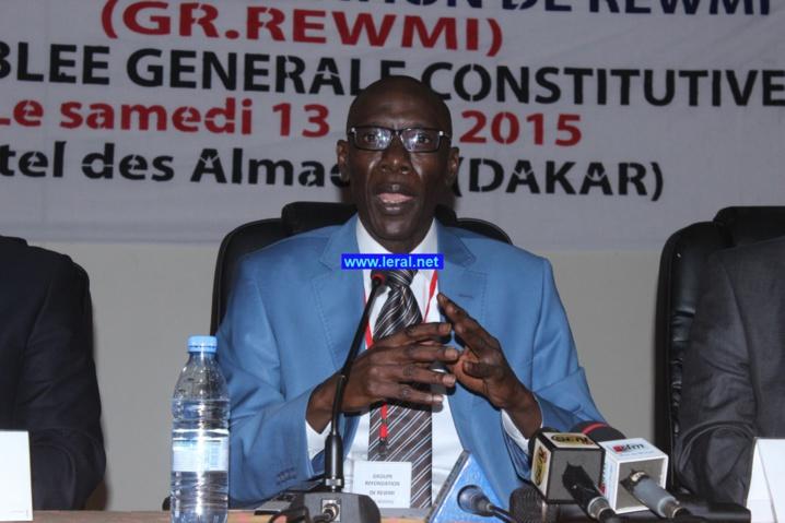 Fronde contre Idrissa Seck: Oumar Sarr débauche des Rewmistes de Guédiawaye