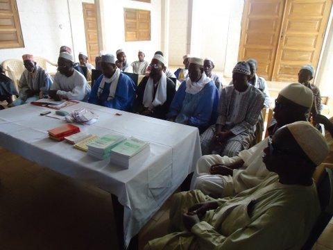 Kédougou : Les jeunesses féminines apéristes font dans le social