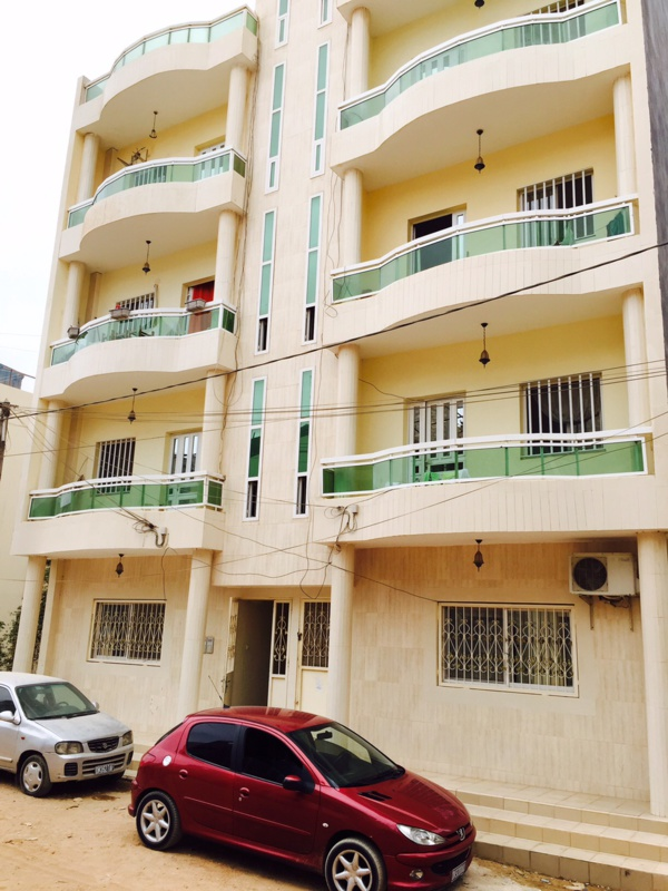 Immeuble de Mohamed Fall en location