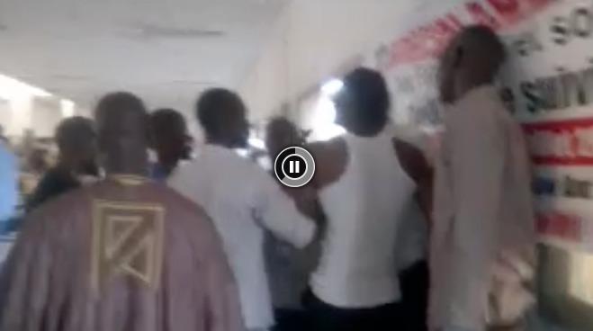 Vidéo – Exclusivité- bataille rangée entre les jeunes de l'Apr