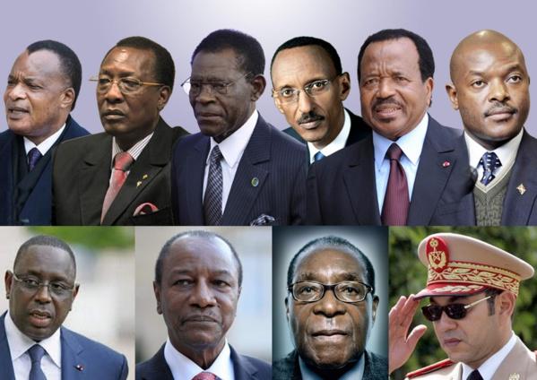 Salaire des chefs d'Etat africains : Macky Sall parmi les Présidents les plus mal payés