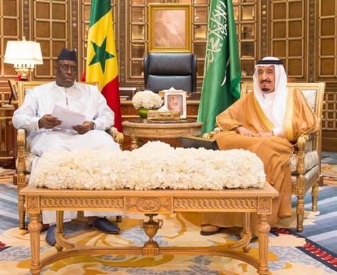 Arabie Saoudite : Le Roi Salmane déroule le tapis rouge au Président Sall