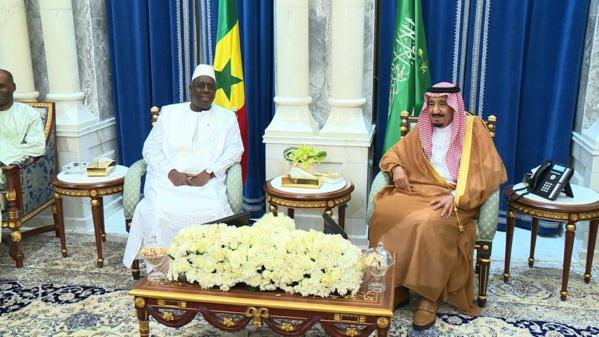 Arabie Saoudite-Macky et Roi Salmane discutent de l'envoi des 2100 soldats?