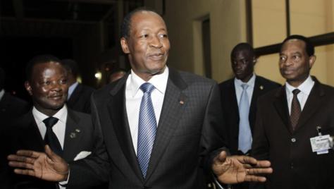 """Burkina Faso: Blaise Compaoré mis en accusation pour """"haute trahison"""""""