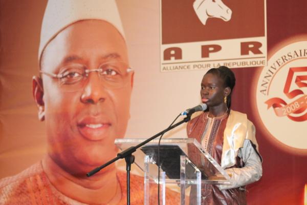 PUDC: Thérèse Faye Diouf défend Macky Sall et fustige l'attitude des hommes politiques et membres de la société civile..