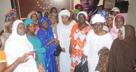 Réélection de Macky Sall: Les femmes de Benno Bokk Yaakaar se préparent à une tournée nationale