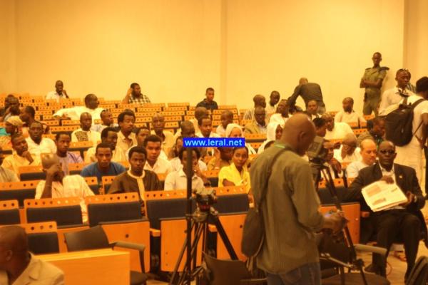 Habré interdit à la presse de le filmer