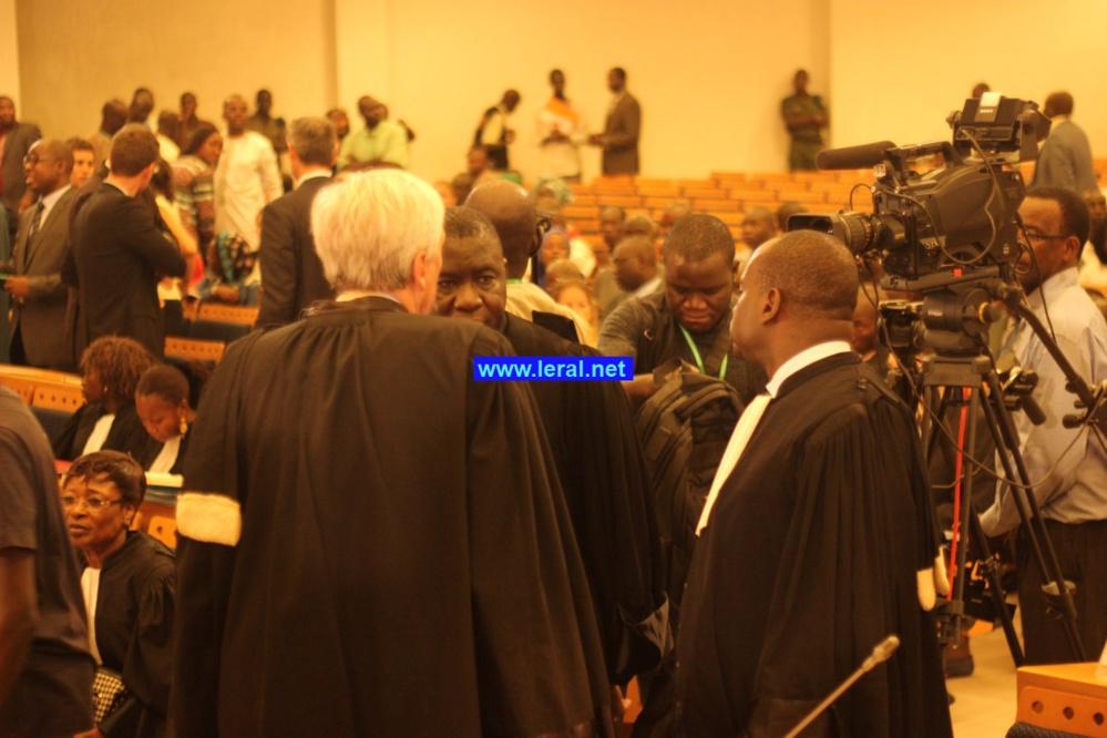 Procés Habré: L'audience suspendue jusqu'à 15 heures