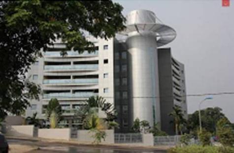 Un bâtiment en Guinée équatoriale qui porte le nom de la fille aînée de Hassan Hachem, Soraya.