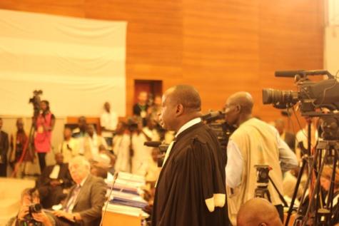 Dernière minute : Le procès de Habré suspendu jusqu'au 7 septembre prochain