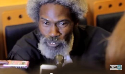 """Vidéo - Me Ciré Clédor Ly sur le procès de Habré:  """"C'est de la comédie, tout a été mis en place..."""""""