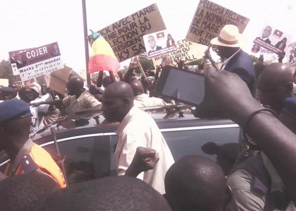 Conseil des ministres à Fatick : La Cojer réserve un accueil chaleureux au Président Macky Sall