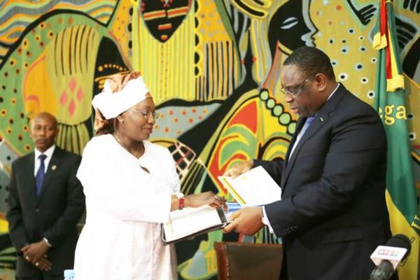 Macky limoge la fille d'Aminata Tall