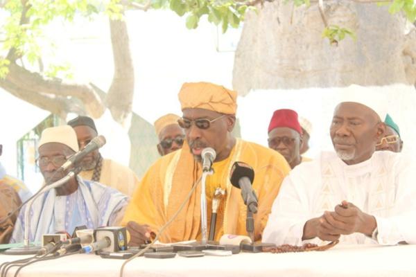 """Abdoulaye Makhtar Diop sur la sortie de Papa Samba Mboup contre l'Imam Ratib : """"Nous allons faire taire le chien et laisser la caravane passer"""""""