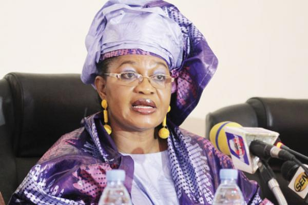Aida Mbodj à Mbacké : La présidente du Conseil départemental de Bambey fait feu sur Macky