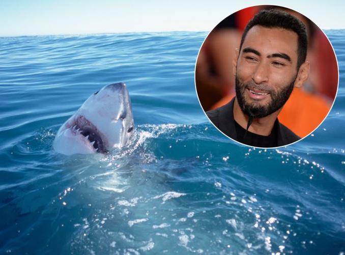 La Fouine raconte la fois où il s'est fait attaquer par un requin… mort