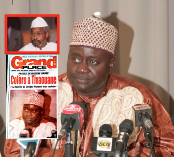 Procès Habré : La famille de Serigne Mansour Sy dément toute déclaration