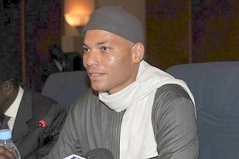 """Karim Wade est """"torturé"""" par Macky Sall, selon les jeunes du Pds"""
