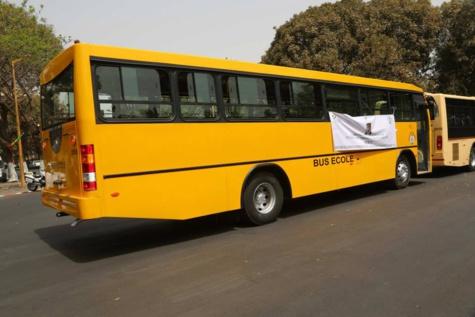 """Me Moussa Diop, Dg de DDD : """"Toutes les 15 mn, sur toutes les lignes, nous aurons un bus"""""""
