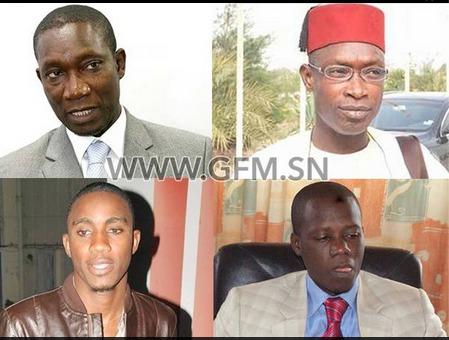 Défilé de célébrités au palais de justice : Waly Seck, Me Amadou Sall, Massaly et Tamsir Jupiter Ndiaye à la barre aujourd'hui