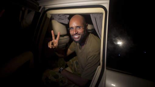 Un fils de Kadhafi condamné à mort en Libye