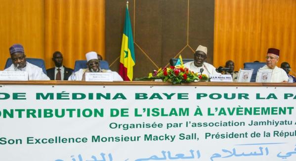 Un dialogue avec les terroristes : « C'est pas possible ! », selon Macky Sall.