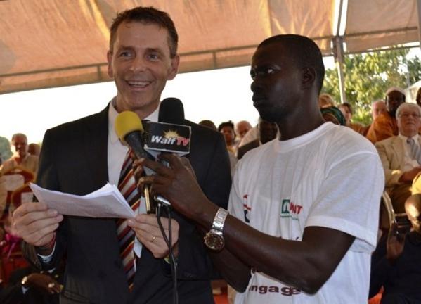 Macky Sall a impulsé les relations diplomatiques entre Dakar et Bruxelles (diplomate)