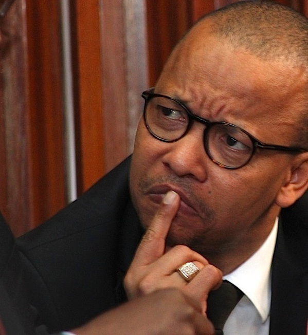 Souleymane Jules Diop : « Je n'ai pas connaissance du limogeage de Tamsir Faye »