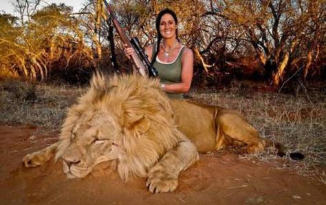 Pourquoi les riches aiment abattre les animaux en voie de disparition