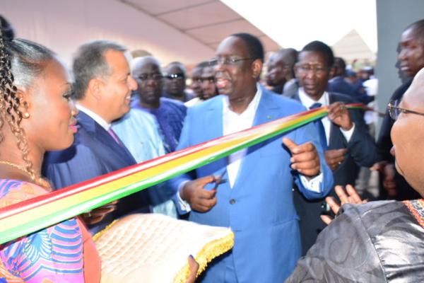 Hébergement des étudiants : Macky Sall annonce un programme de 10 000 lits pour les étudiants du Sénégal