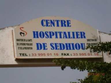 L'hôpital régional de Sédhiou est dans le coma