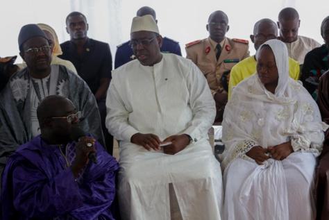 """Décès de la mère de """"Khady Macky"""" : Le Président Macky Sall présente ses condoléances à la famille"""