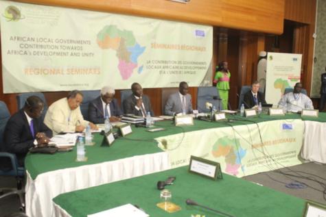Gouvernance en Afrique :  Khalifa Sall invite les collectivités locales à prendre leur place