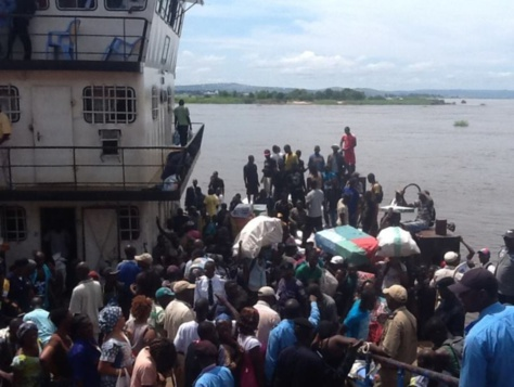 Expulsés du Gabon, 58 Sénégalais à bord d'un navire pour le Nigéria