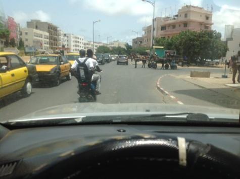 Les Charrettes prennent d'assaut les boulevards de la Capitale - Par Amadou F. Canar Diop