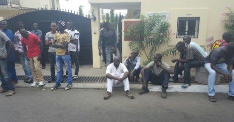 58 Sénégalais expulsés du Gabon