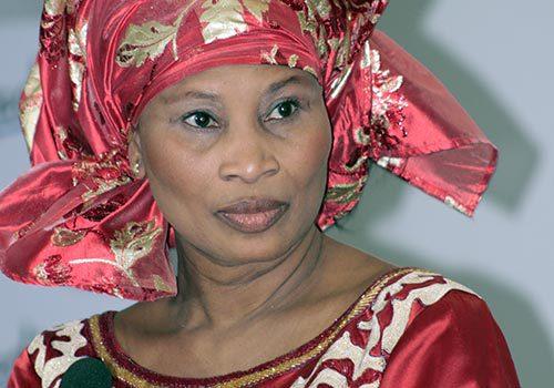 Election du président du Cnoss au Cio : Aïssata Tall Sall érige Diagna Ndiaye en modèle pour les générations présentes et futures