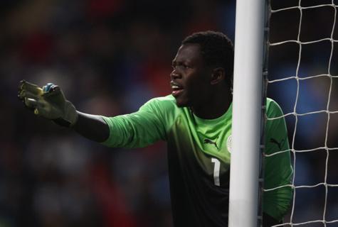 """Ousmane Mané, le gardien de but du Diambars : """"Je ne souhaite pas évoluer dans le championnat local la saison prochaine"""""""