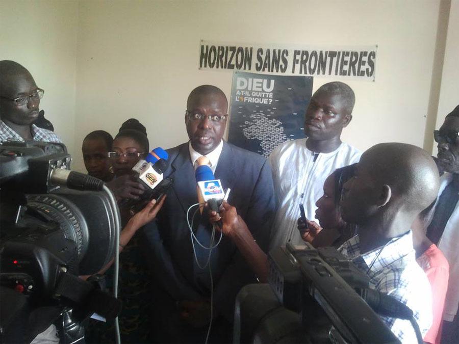 Situation des ressortissants Sénégalais vivants au Gabon : Boubacar Séye accuse l'Etat du Sénégal pour non-assistance à personne en danger